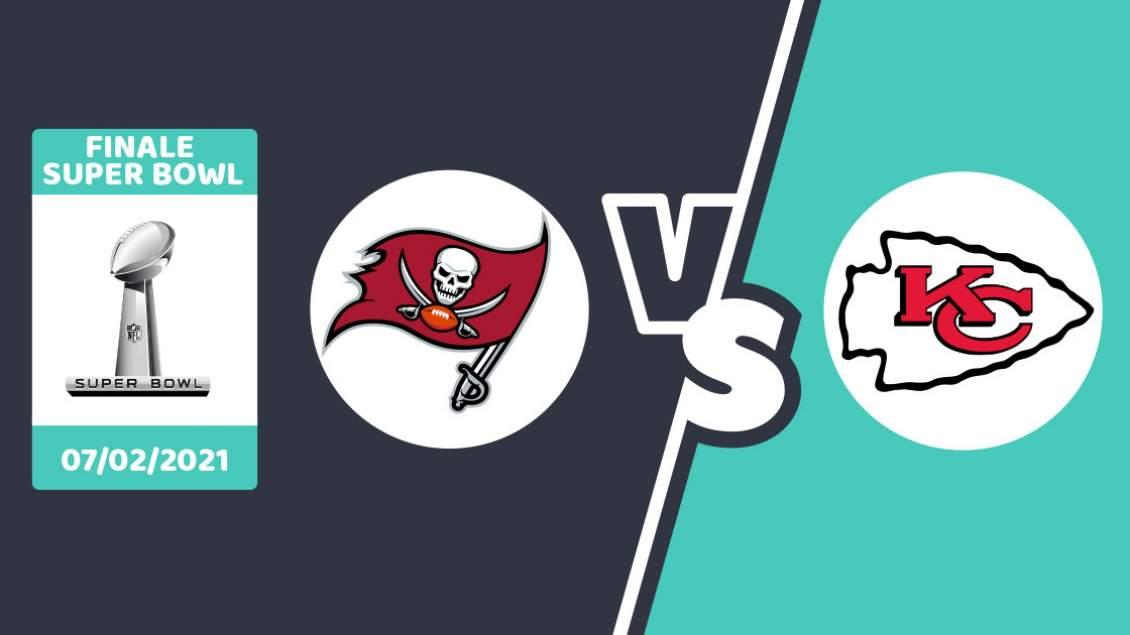 Pronostic Finale Super Bowl 7 février 2021 NFL