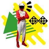 Vettel Hamilton Bottas Formule 1